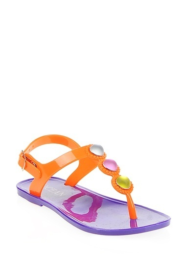 Sanbe Sandalet Oranj